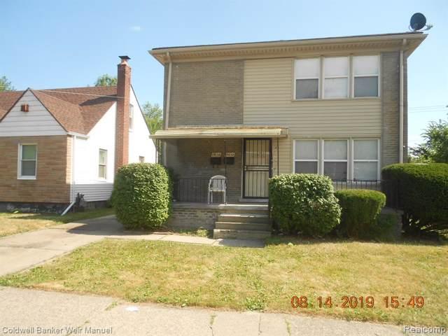17632 Chester Street, Detroit, MI 48224 (#219083542) :: GK Real Estate Team