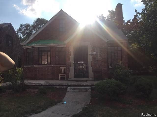 19963 Mitchell Street, Detroit, MI 48234 (#219083564) :: Alan Brown Group