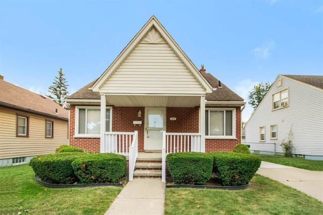 2635 Pardee Avenue, Dearborn, MI 48124 (#543268050) :: RE/MAX Classic