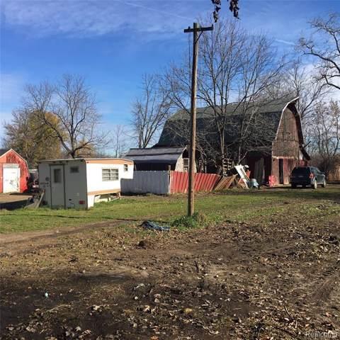 13425 Shaftsburg Road, Woodhull Twp, MI 48872 (#219083601) :: The Buckley Jolley Real Estate Team
