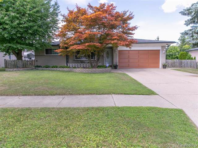 38031 Charwood Drive, Sterling Heights, MI 48312 (#219083604) :: The Buckley Jolley Real Estate Team