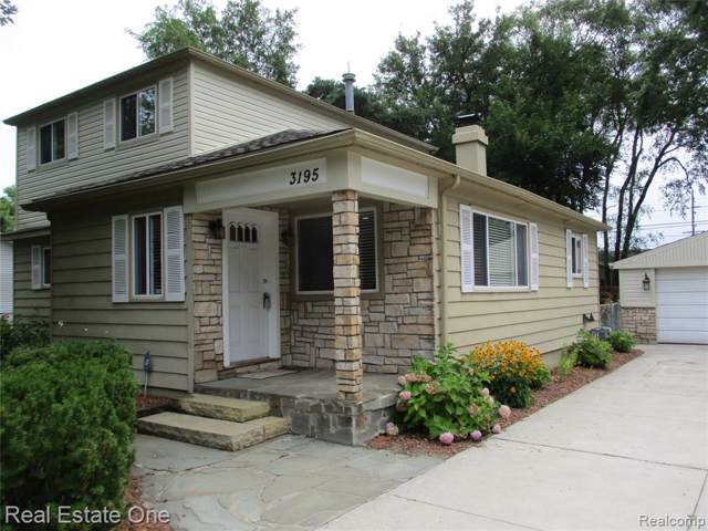 3195 Hessel Avenue, Rochester Hills, MI 48307 (#219083632) :: Alan Brown Group
