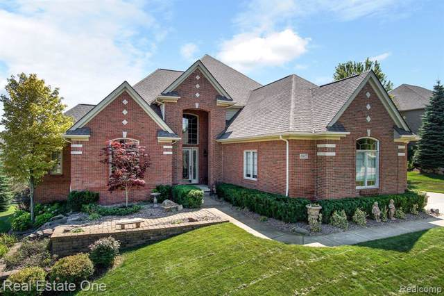 587 Parkland Hills Drive, Oakland Twp, MI 48306 (#219083651) :: Alan Brown Group