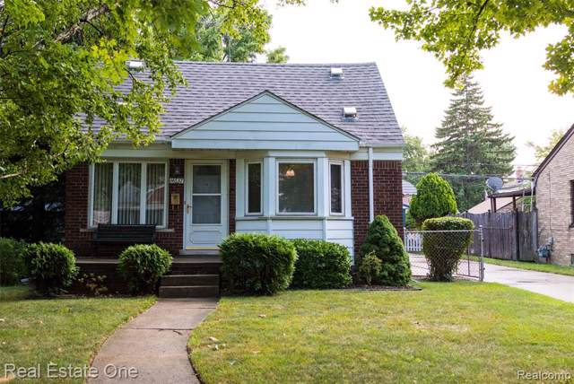 14637 Anne Avenue, Allen Park, MI 48101 (#219083654) :: Alan Brown Group