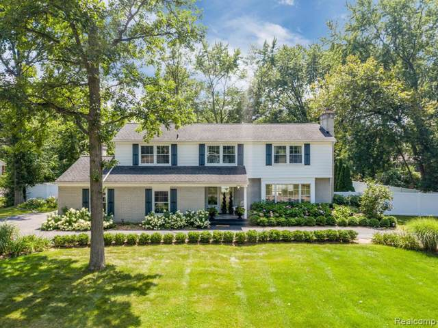 2521 Cheswick Drive, Troy, MI 48084 (#219083730) :: The Buckley Jolley Real Estate Team