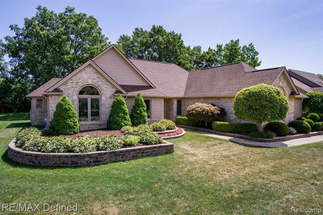 4151 Bandury Drive, Orion Twp, MI 48359 (MLS #219083732) :: The Toth Team