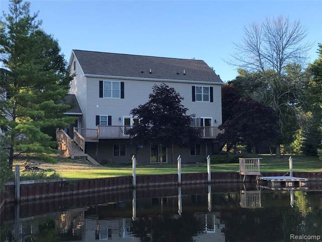 8403 Shoshone Pass, Caseville Twp, MI 48755 (#219083757) :: Springview Realty