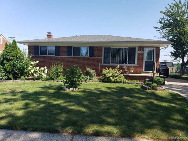29498 Shirley Avenue, Madison Heights, MI 48071 (#219083782) :: Alan Brown Group