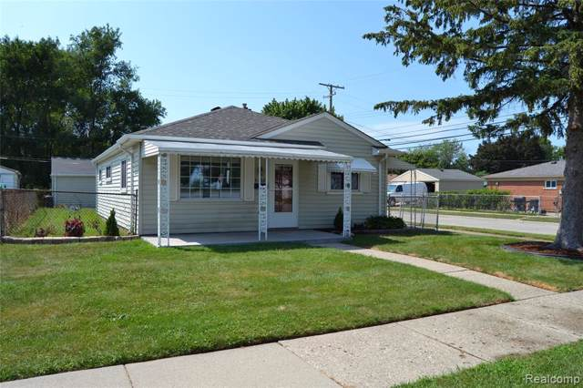 4902 Campbell Street, Dearborn Heights, MI 48125 (MLS #219083787) :: The Toth Team
