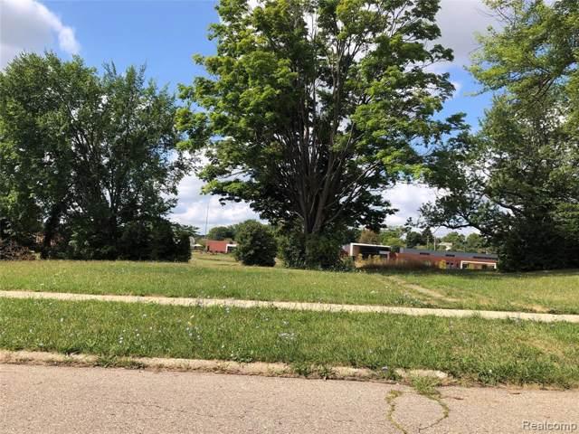 801 Cottage Grove Avenue, Flint, MI 48504 (#219083789) :: Alan Brown Group