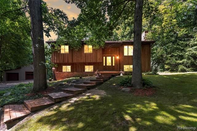 5112 Bradley Road, Iosco Twp, MI 48137 (#219083805) :: The Alex Nugent Team | Real Estate One