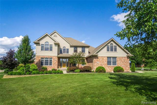8262 Old Harbor, Grand Blanc Twp, MI 48439 (#219083830) :: RE/MAX Classic