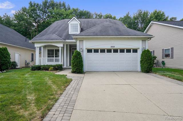 3850 Hillsdale Drive, Auburn Hills, MI 48326 (#219083899) :: The Buckley Jolley Real Estate Team