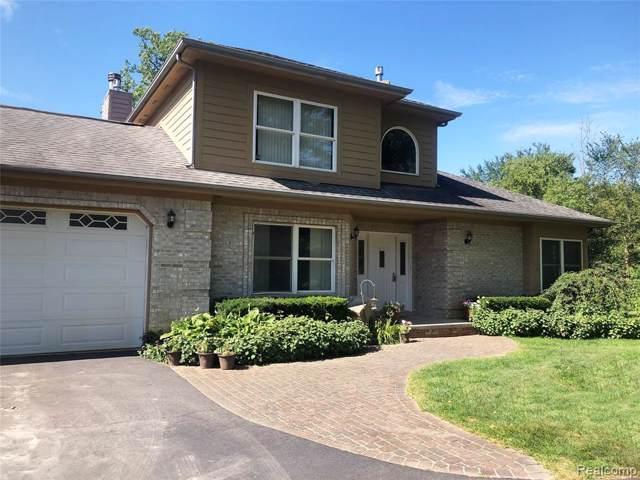 1036 Lockwood Road, Brandon Twp, MI 48462 (#219083908) :: The Alex Nugent Team | Real Estate One