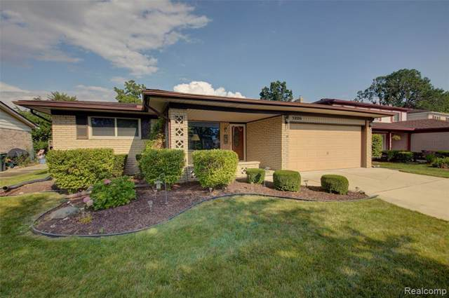 5806 Willow Creek Drive, Canton Twp, MI 48187 (#219083926) :: RE/MAX Classic