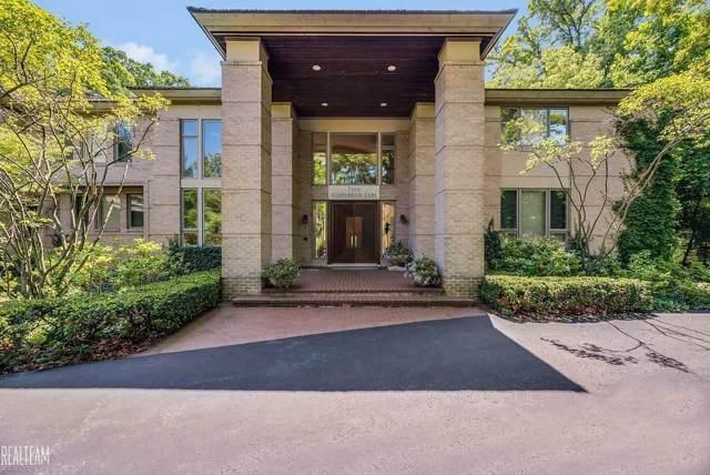 7500 Hiddenbrook, Bloomfield Twp, MI 48301 (#58031391098) :: The Alex Nugent Team | Real Estate One
