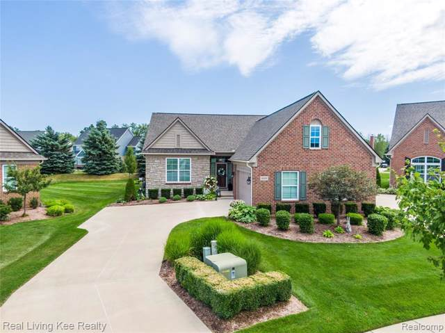 4008 Ardsley Court, Independence Twp, MI 48348 (#219083929) :: Alan Brown Group