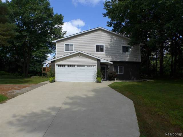 1654 Caro Lake Drive, Indianfields Twp, MI 48723 (#219083946) :: RE/MAX Nexus