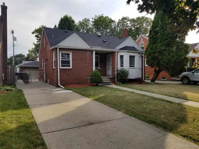 15543 Anne Avenue, Allen Park, MI 48101 (#219083947) :: Alan Brown Group