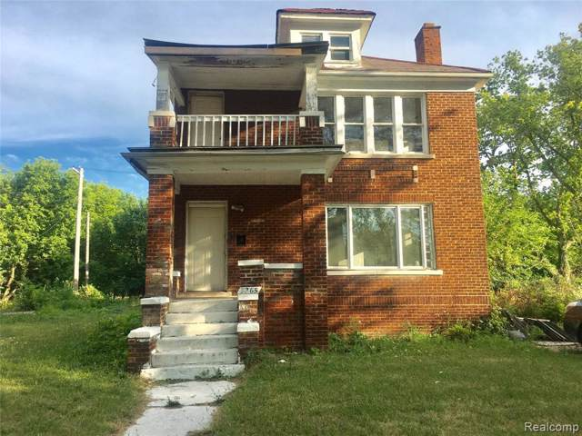 3263 Carter Street, Detroit, MI 48206 (#219083966) :: RE/MAX Classic