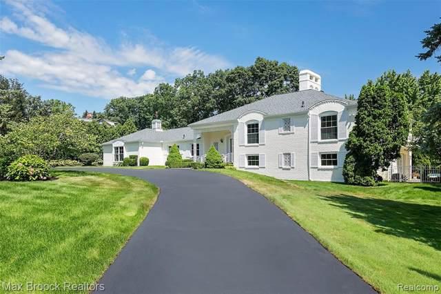 80 Harlan Drive, Bloomfield Hills, MI 48304 (#219084029) :: RE/MAX Classic