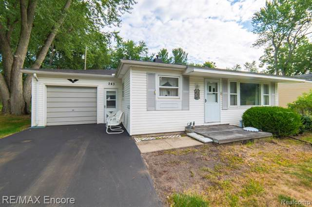 243 Goldengate Street, Orion Twp, MI 48362 (#219084048) :: RE/MAX Classic