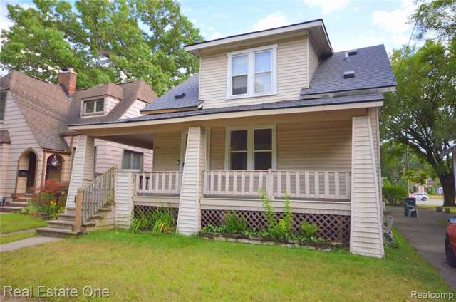 437 W Bennett Ave, Ferndale, MI 48220 (#219084050) :: Alan Brown Group