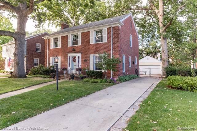 741 S Lafayette Street, Dearborn, MI 48124 (#219084057) :: The Buckley Jolley Real Estate Team