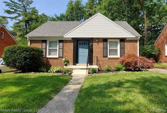 220 Pioneer Drive, Pontiac, MI 48341 (#219084068) :: The Buckley Jolley Real Estate Team