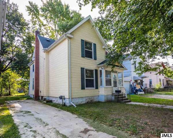 205 N Pleasant St, CITY OF JACKSON, MI 49201 (MLS #55201903001) :: The Toth Team