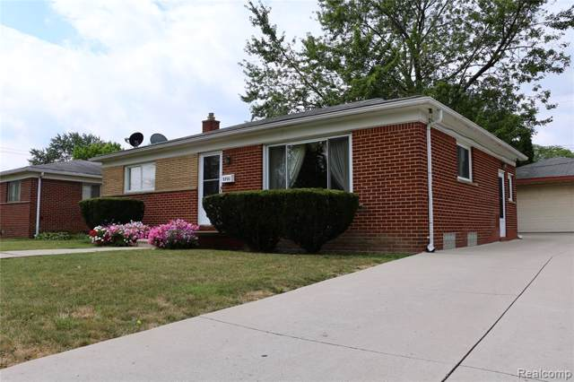 5731 Amboy Street, Dearborn Heights, MI 48127 (#219084145) :: The Buckley Jolley Real Estate Team