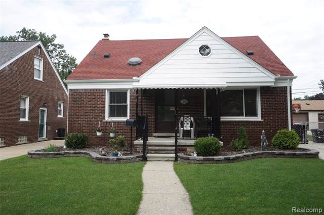 14580 Garfield Avenue, Allen Park, MI 48101 (#219084157) :: Alan Brown Group