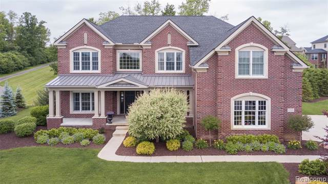 17331 Crestbrook Drive, Northville Twp, MI 48168 (#219084161) :: GK Real Estate Team
