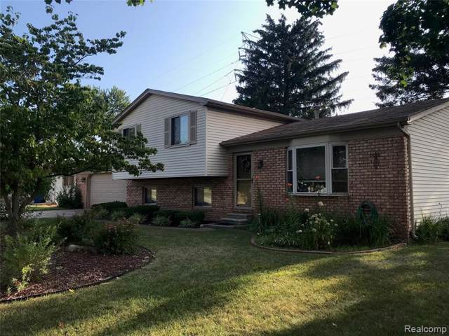 121 Frederick Drive, Oxford Twp, MI 48371 (#219084179) :: The Alex Nugent Team | Real Estate One
