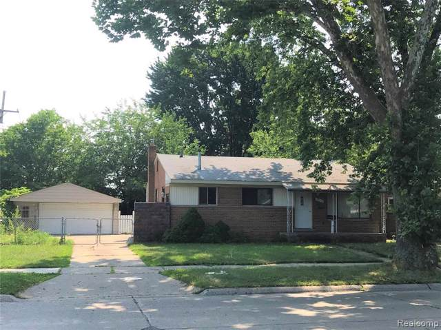 28840 Park Court, Madison Heights, MI 48071 (#219084189) :: Alan Brown Group