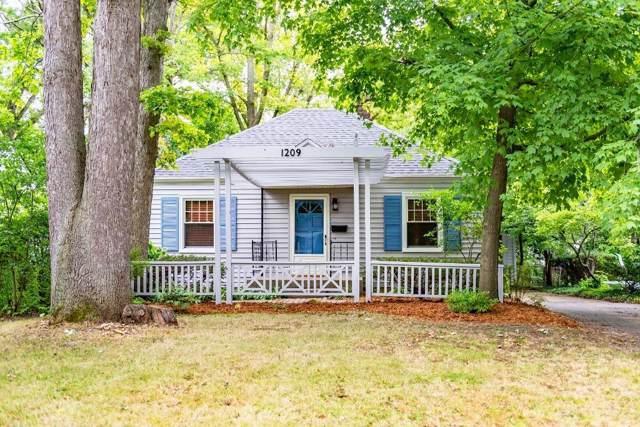 1209 Birk Avenue, Ann Arbor, MI 48103 (#543268043) :: The Buckley Jolley Real Estate Team