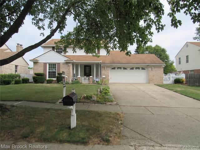 36052 Grennada Street, Livonia, MI 48154 (#219084224) :: GK Real Estate Team