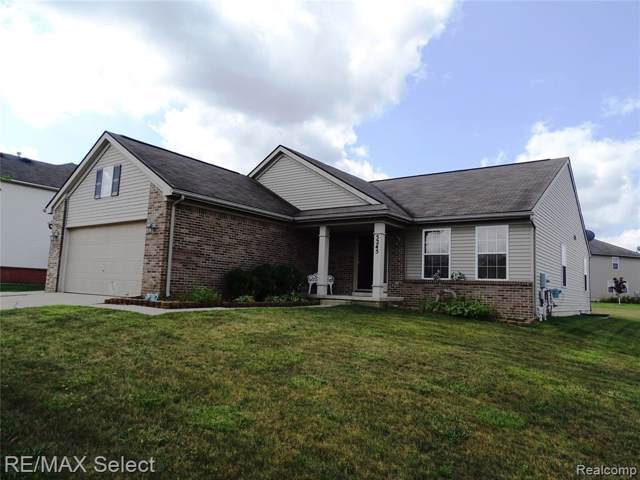 5245 Northwood Road, Grand Blanc Twp, MI 48439 (MLS #219084235) :: The Toth Team
