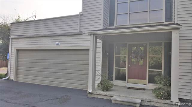 8365 Colony Drive #3, Grosse Ile Twp, MI 48138 (#219084237) :: The Buckley Jolley Real Estate Team