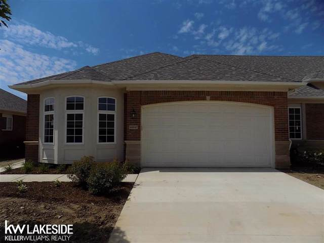 49247 Pond Place Dr Unit # 159, Shelby Twp, MI 48315 (#58031391190) :: Alan Brown Group