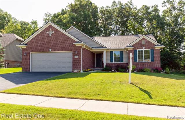 166 Beaumont Court, Oxford Twp, MI 48371 (#219084249) :: GK Real Estate Team