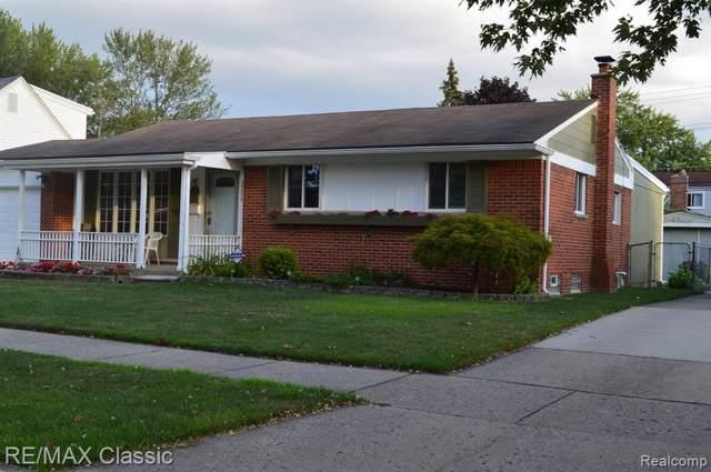 29835 Lori Street, Livonia, MI 48154 (#219084305) :: GK Real Estate Team