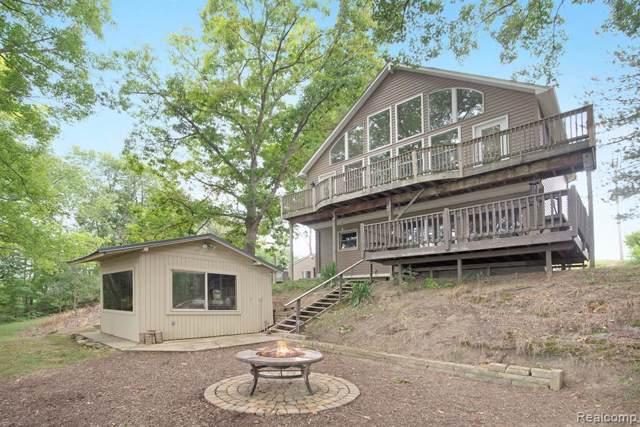 4137 Skinner Lake Road, Oregon Twp, MI 48446 (#219084319) :: KNE Realty 360