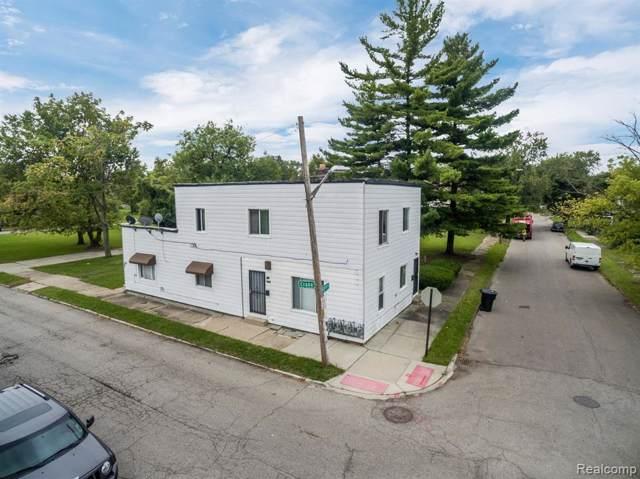 8766 Agnes Street, Detroit, MI 48214 (#219084333) :: The Buckley Jolley Real Estate Team