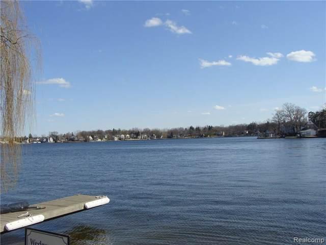 600 Buena Vista, Lake Orion Vlg, MI 48362 (#219084368) :: The Buckley Jolley Real Estate Team