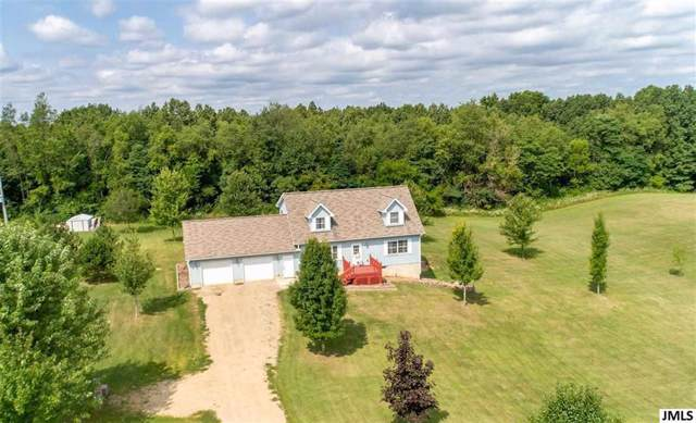 9686 Maple Dale Rd, Liberty, MI 49246 (MLS #55201903011) :: The Toth Team
