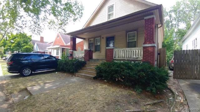 7271 Stahelin Avenue, Detroit, MI 48228 (#219084374) :: RE/MAX Classic