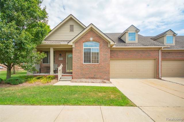 49882 Muskegon River Drive, Macomb Twp, MI 48042 (#219084395) :: Alan Brown Group