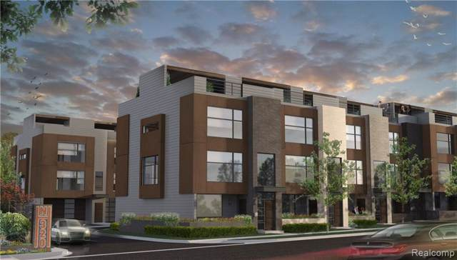 114 N Center Cove 14/15, Northville, MI 48167 (#219084409) :: GK Real Estate Team