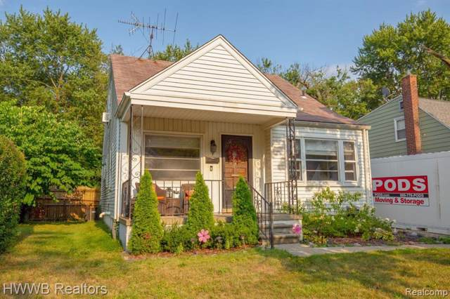 1209 Wyandotte Avenue, Royal Oak, MI 48067 (#219084435) :: RE/MAX Classic